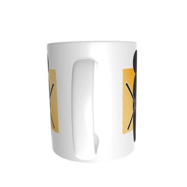 """""""Nicht in den Kaffee pinkeln"""", lustiger Kaffeebecher"""