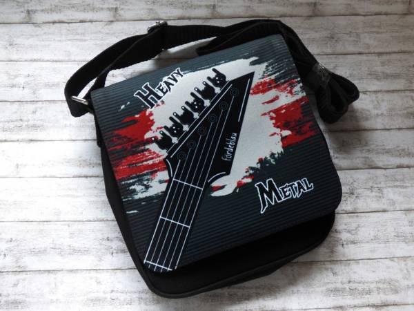 Heavy Metal Hardrock Tasche Umhängetasche