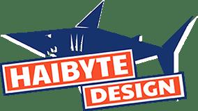 Haibyte Design Logo