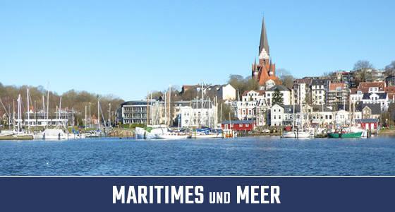 Maritimes und meer