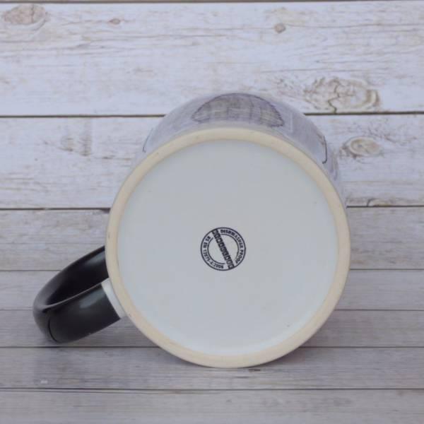 "8bit Pixeldesign Kaffeetasse ""Winter is coming"""