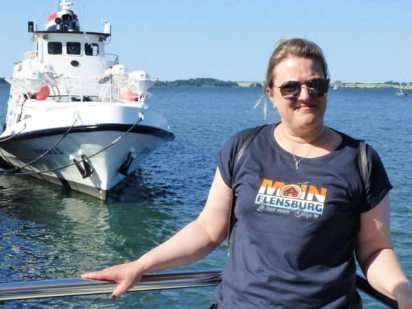 Damen T-Shirt Flensburg