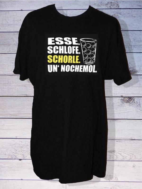 Herren Pfalz T-Shirt - Lustiger Spruch auf Pfälzisch