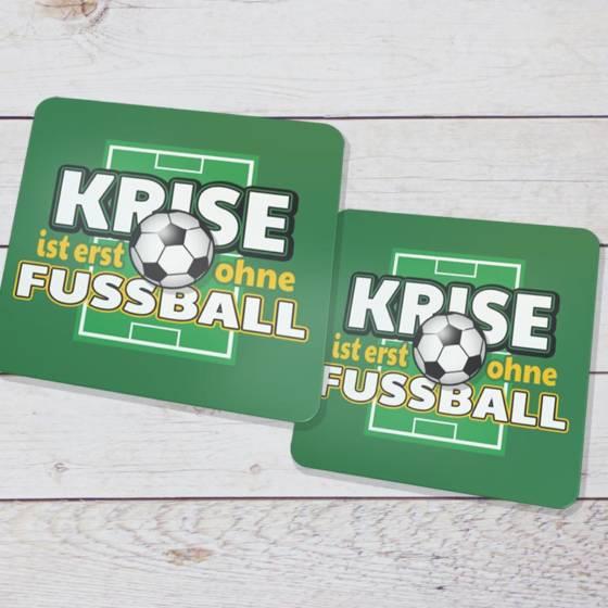 Fussball Bierdeckel – tolle Geschenkidee für Fussballfans